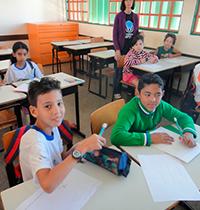 Fotos - Projeto Educando